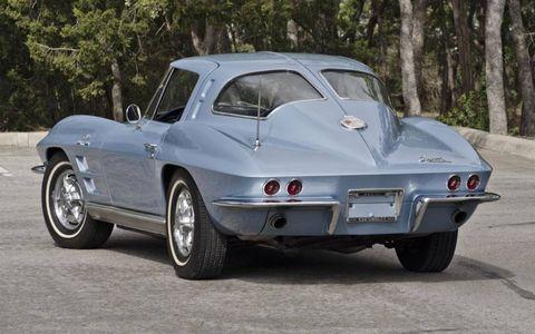 1963 Chevy Corvette Split Window Coupe