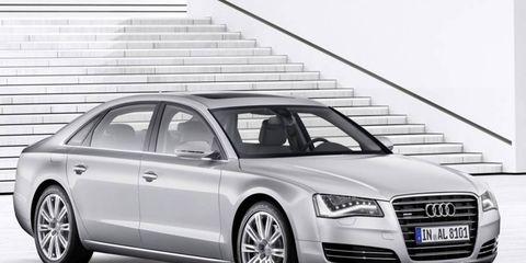 The 2011 Audi A8L 4.2 FSI