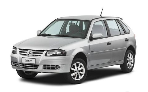 The Volkswagen Gol Power is currently a top-seller in Argentina where the Pope was Cardinal.