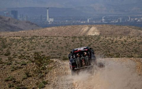 Jerry Zaiden at the 2011 General Tire Mint 400.