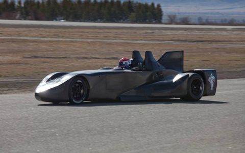 DELTAWINGPhoto by Tim Sutton