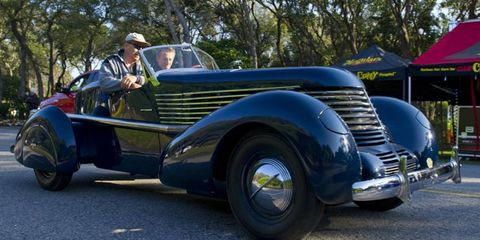 The Tour of Amelia Island is part of the weekend festivities.
