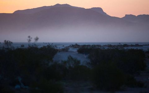 Nature, Mountainous landforms, Natural landscape, Atmosphere, Landscape, Atmospheric phenomenon, Highland, Mountain range, Hill, Mountain,