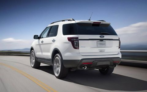 The 2013 Ford Explorer Sport has come a long way from the Eddie Bauer editions in the past, yet the price is still rising to the $50k range.