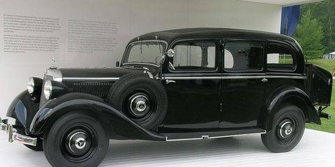 1939 Mercedes-Benz 260D