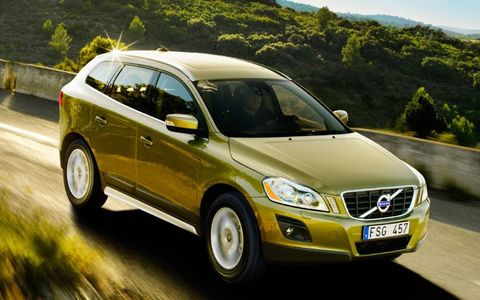 Driver's Log Gallery: 2010 Volvo XC60 T6