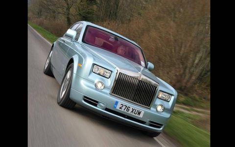 The Rolls-Royce 102EX Phantom Concept