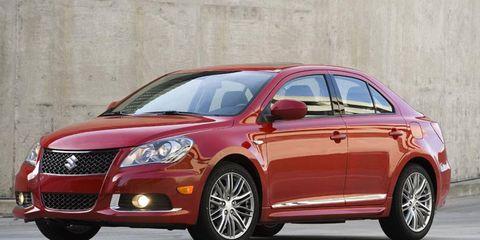 New York Auto Show Debut: 2011 Suzuki Kazashi Sport