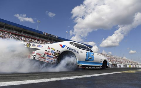 Sights from the NHRA Carolina Nationals Eliminations, Sunday, Sept. 17, 2017