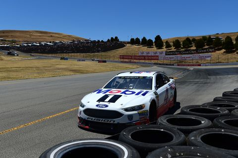 Sights from the NASCAR action at Sonoma Raceway Sunday June 24, 2018.