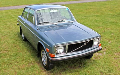 Volvo 142.