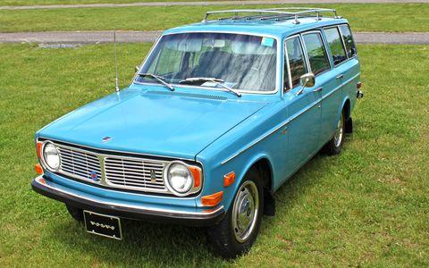 Volvo 145.