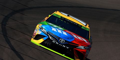 Sights from the NASCAR action at IMS Raceway Friday Nov. 9, 2018.