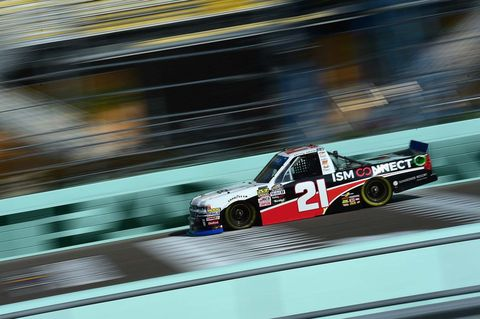 Sights from the NASCAR action at Homestead-Miami Speedway, Friday Nov. 16, 2018