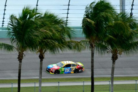 Sights from the NASCAR action at Homestead-Miami Speedway, Saturday Nov. 17, 2018