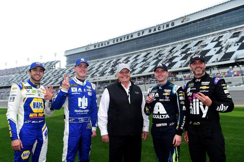 Sights from the NASCAR action at  at Daytona International Speedway Sunday Feb. 10, 2019.