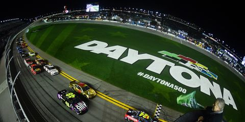 Sights from the NASCAR action at Daytona International Speedway Thursday Feb. 14, 2019.