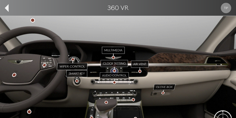 The new Genesis Virtual Guide will help you ditch the owner's manual you never opened.