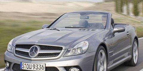 2009 Mercedes-Benz SL