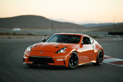 The Nissan 370Z Project Clubsport uses the Infiniti Red Sport engine to make 400 hp.