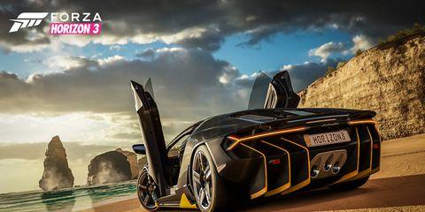 2016 Lamborghini Centenario LP 770-4