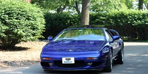 The Esprit was in production from 1976 till 2004. The later Lotus Esprit delivered 300 hp and 295 lb-ft of torque.