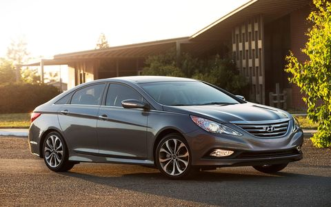 The 2014 Hyundai Sonata is a value option for customers trying to get the most out of an outgoing model year.