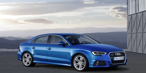 The exterior of the A3 has been redesigned for a sportier and more aggressive on the road appearance, including a more striking lighting design. The interior design includes functional refinements and additional driver-focused technologies.