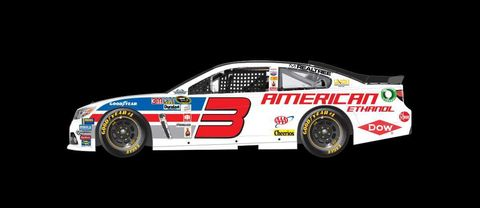 Austin Dillon will drive Ricky Rudd's 1983 livery.