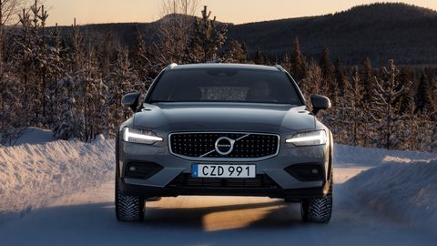 Land vehicle, Vehicle, Car, Automotive design, Luxury vehicle, Compact sport utility vehicle, Volvo cars, Grille, Crossover suv, Volvo xc90,