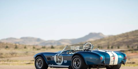 After a lifetime of racing, the car was thoroughly gone through in 2012 for a new life in vintage racing.