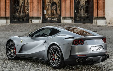 The Superfast looks fantastic in almost any color, even in grey.