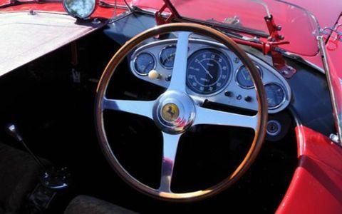 A 1957 Ferrari 335 Sport