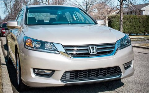 Honda completely redesigned the Accord for 2013, just in time to take on the new competition.