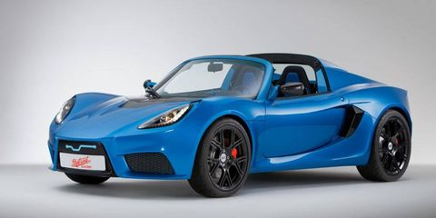 The Detroit Electric SP:01 will go on sale at the end of August.