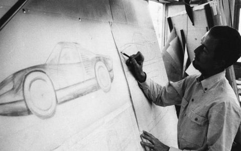 While the 911 is his most famous work, Butzi Porsche called the heartbreakingly beautiful Carrera GTS his favorite design for Porsche.