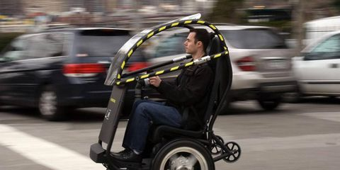 GM PUMA electric vehicle