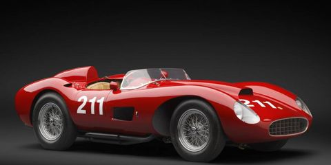 It has competed at several Pebble Beach Concours d'Elegance events.