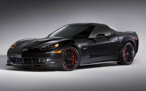 2012 Corvette Centennial Edition