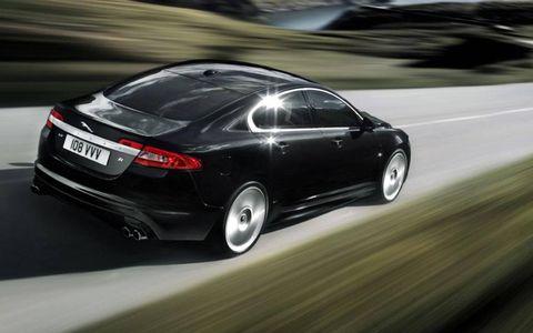 Driver's Log Gallery: 2010 Jaguar XFR