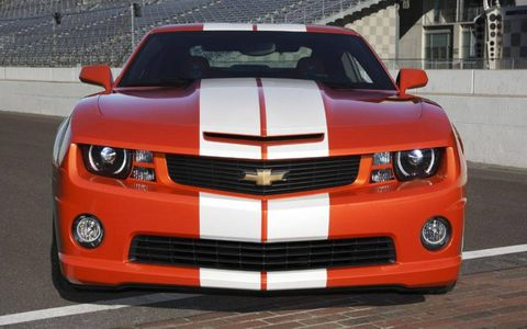 Pace car for the 94th running of the Indianapolis 500