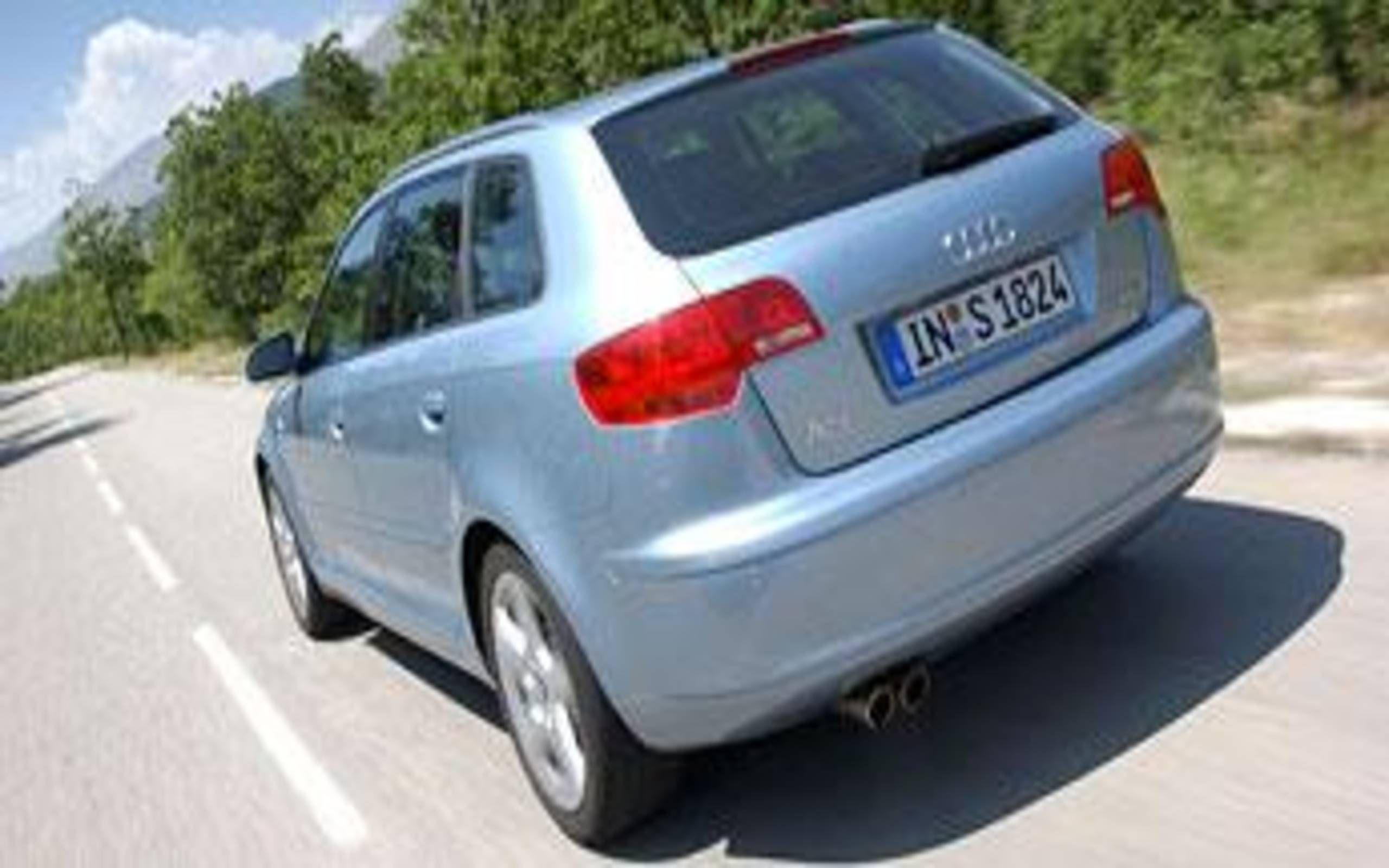 Kekurangan Audi A3 Sportback 2006 Harga