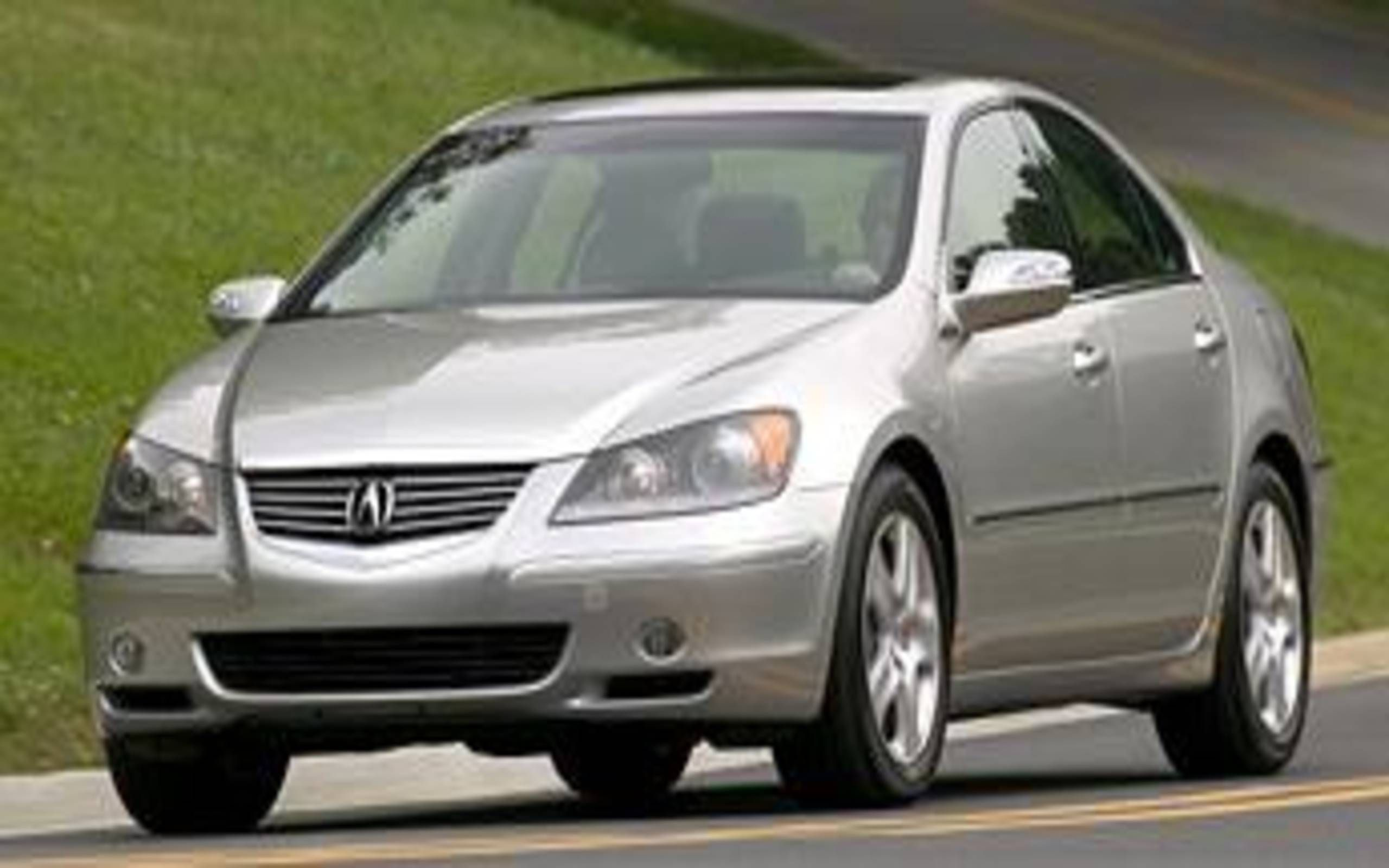 2005 Acura Rl Extreme Makeover The New Rl Is More Of A Driver S Car
