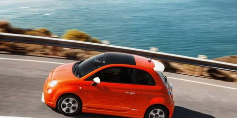 The 2013 Fiat 500e is the latest addition to the 500 stable.