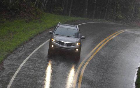 Driver's Log Gallery: 2011 Kia Sorento SX