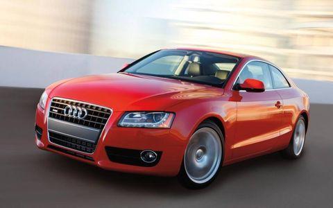The 2011 Audi A5 2.0T Premium Plus