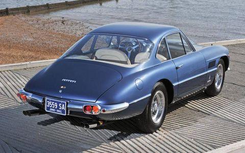 1962 Ferrari 400 Superamerica SWB Coupe Aerodinamico