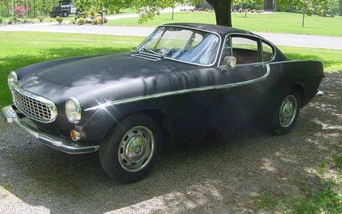 1966 Volvo P1800S