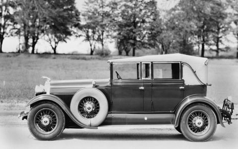 1929-36 American full classic