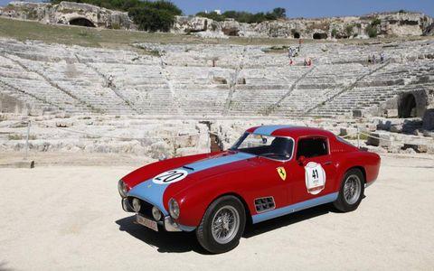 Pre-1972 front-engine V12 Ferrari